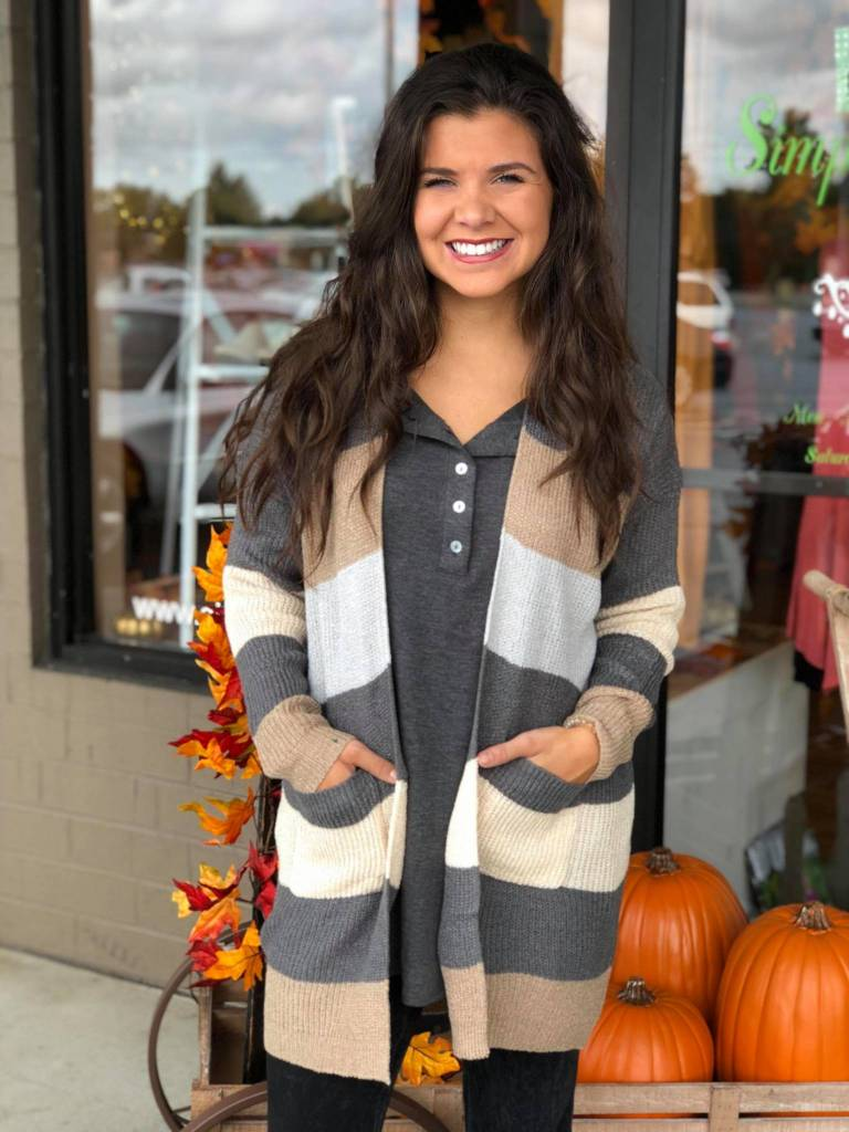 The Lucky One Cardigan
