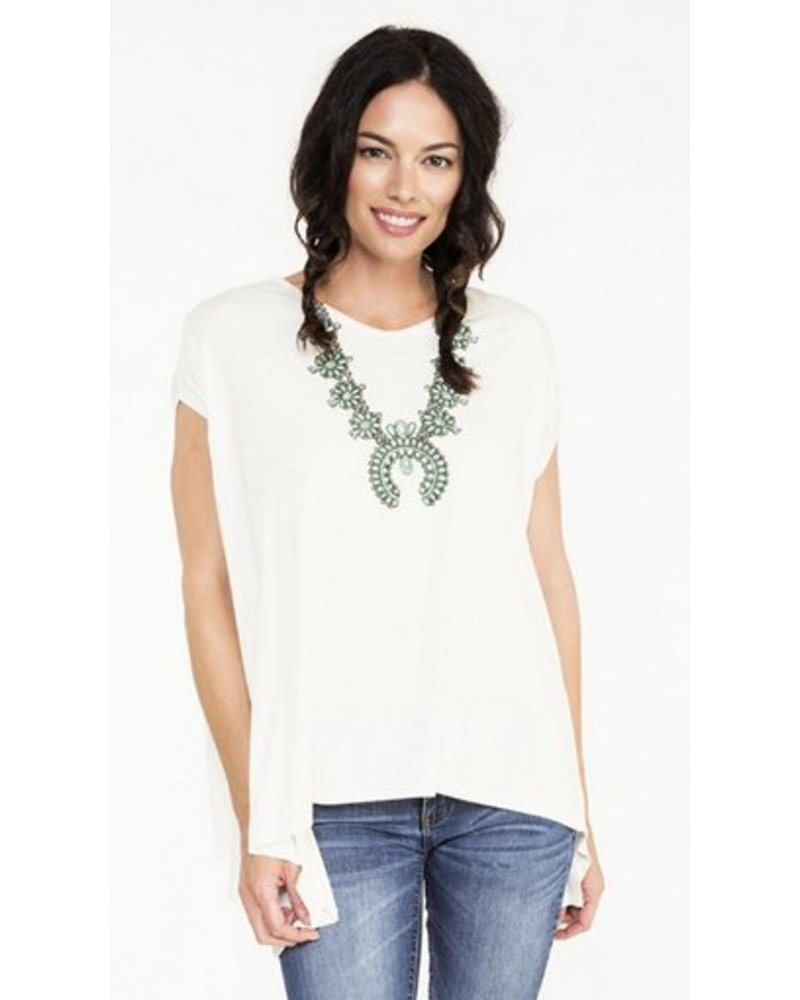 DOUBLE D RANCHWEAR SUMMER SQUASH TOP