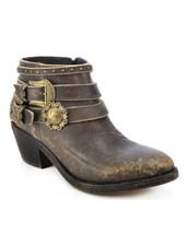 CORRAL STRAPPY ANKLE BOOT