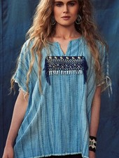 DOUBLE D RANCHWEAR THREE RIVERS PONCHO