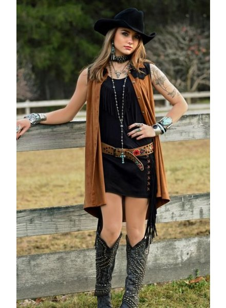 TASHA POLIZZI COWGIRL DRESS