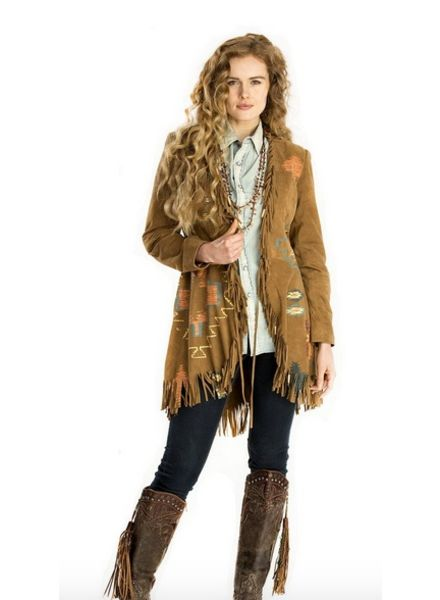 DOUBLE D RANCHWEAR FLINT HILL JACKET