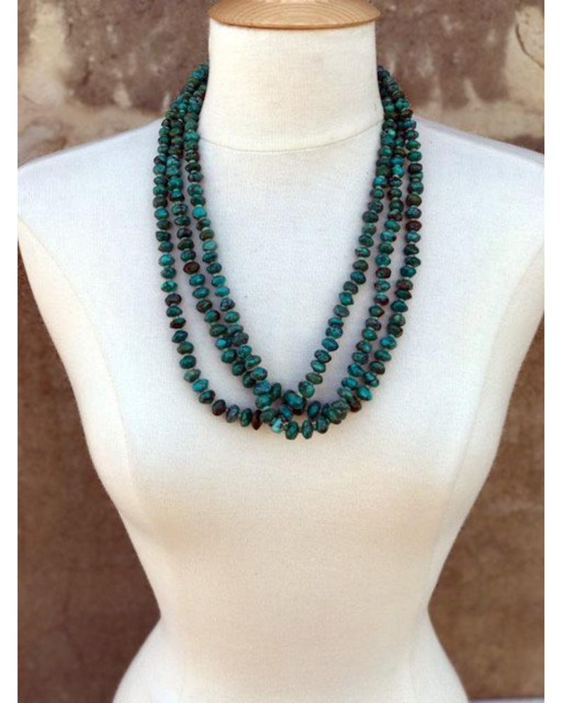 products tusk bohemian hippie indian cowgirl beaded jewelry turquoise necklace horn boho native chic tibetan american