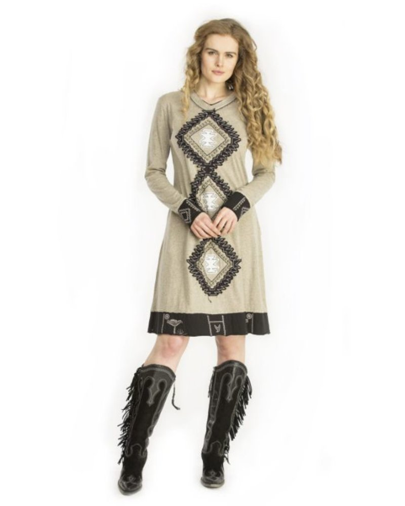 DOUBLE D RANCHWEAR WILD HORSE DRESS