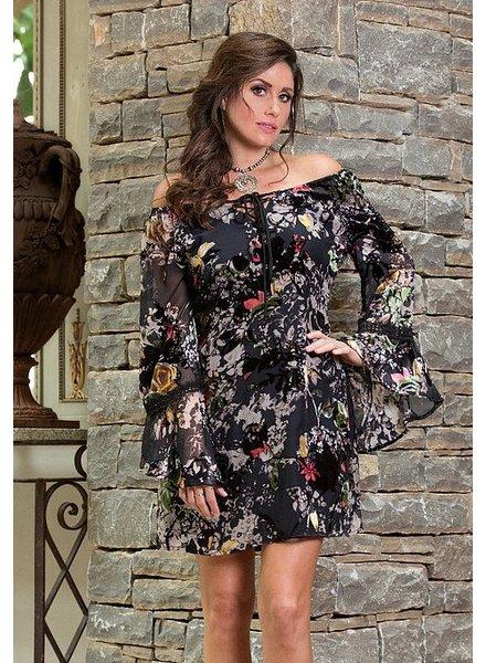 BRONTE SABRINA DRESS