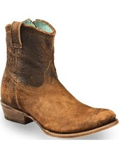 CORRAL LAMB ABSTRACT BOOTIE