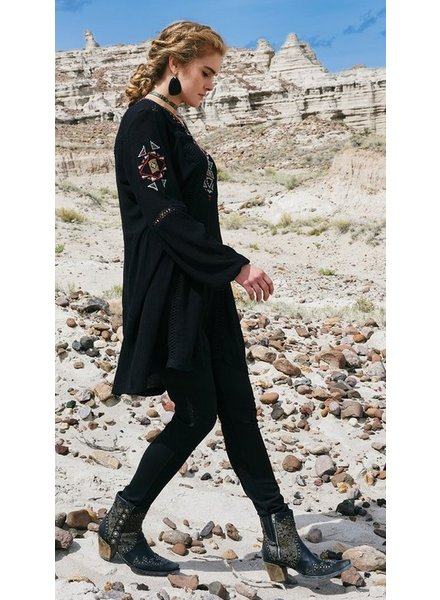 DOUBLE D RANCHWEAR FALLEN STAR TUNIC