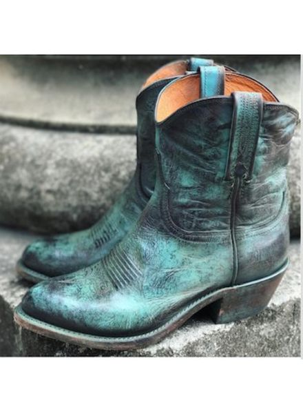 LUCCHESE WYLY BOOTIE