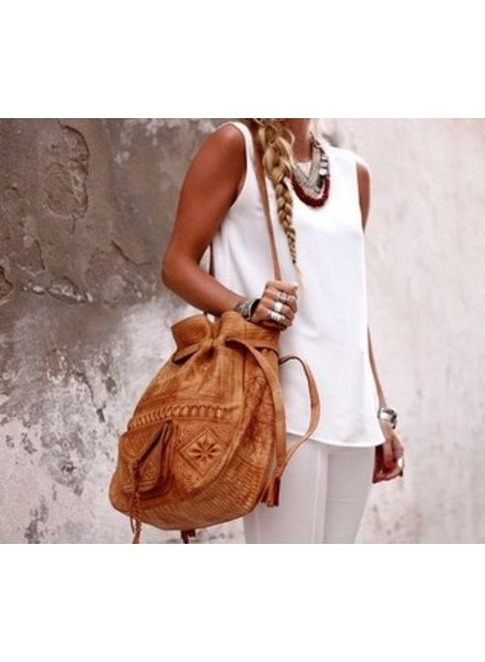PAMELA V AREQUIPA BUCKET BAG