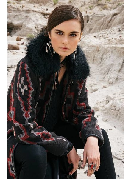 DOUBLE D RANCHWEAR CROSS CANYON DUSTER