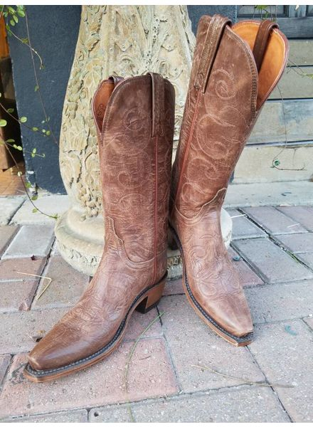 "LUCCHESE ""WE DRESS TEXAS"" BOOT EXCLUSIVELY MADE FOR ORISONS"