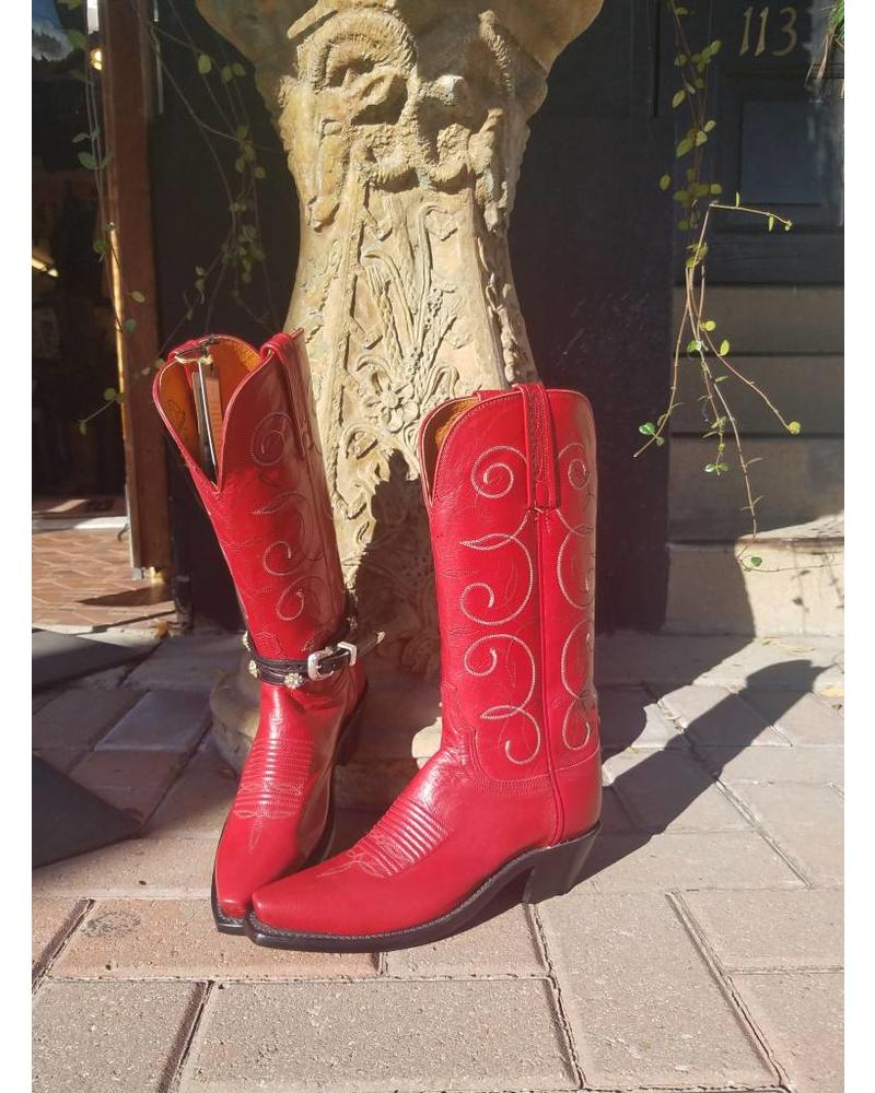 """LUCCHESE LUCCHESE EXCLUSIVE FOR ORISONS the """"TEXAS RED"""""""