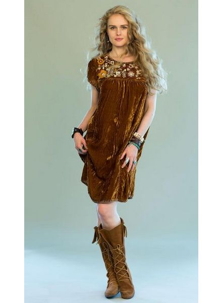 DOUBLE D RANCHWEAR SANTA CLARA DRESS
