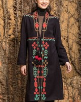 ROJA NATIVE COAT
