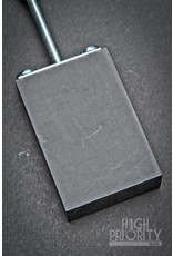 Griffin Glass Tools Griffin 2 Hole Graphite Marble Mold Paddle