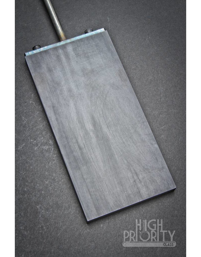 """Griffin Glass Tools Griffin Graphite Paddle 3""""x6"""""""