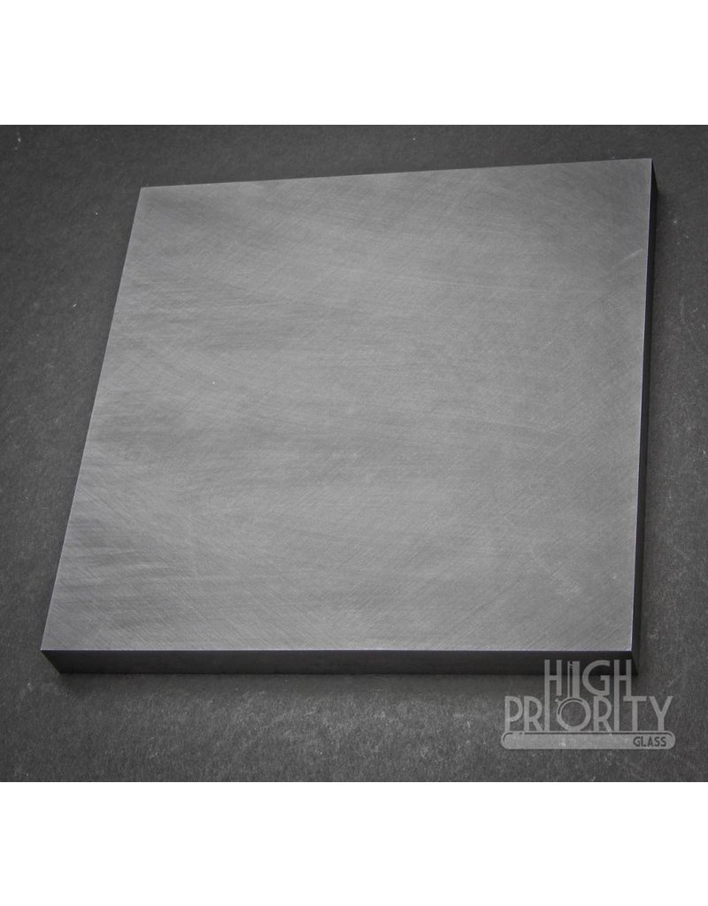"Griffin Glass Tools Griffin Graphite Plate 6""x6 1/2"""