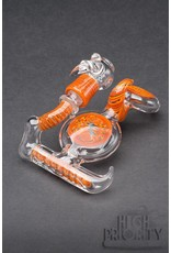 Headford Glass Headford Linework Micro Inline Bubbler