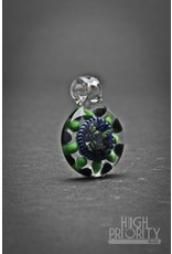 Hermit Hermit Glass Implosion Pendant
