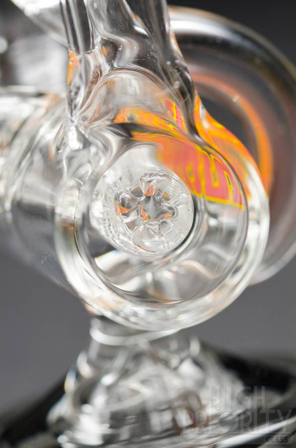 Hitman Hitman Glass Spherical Mini Recycler