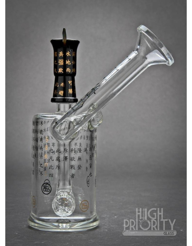Hitman Hitman Glass & Sokol Sidecar Bubbler