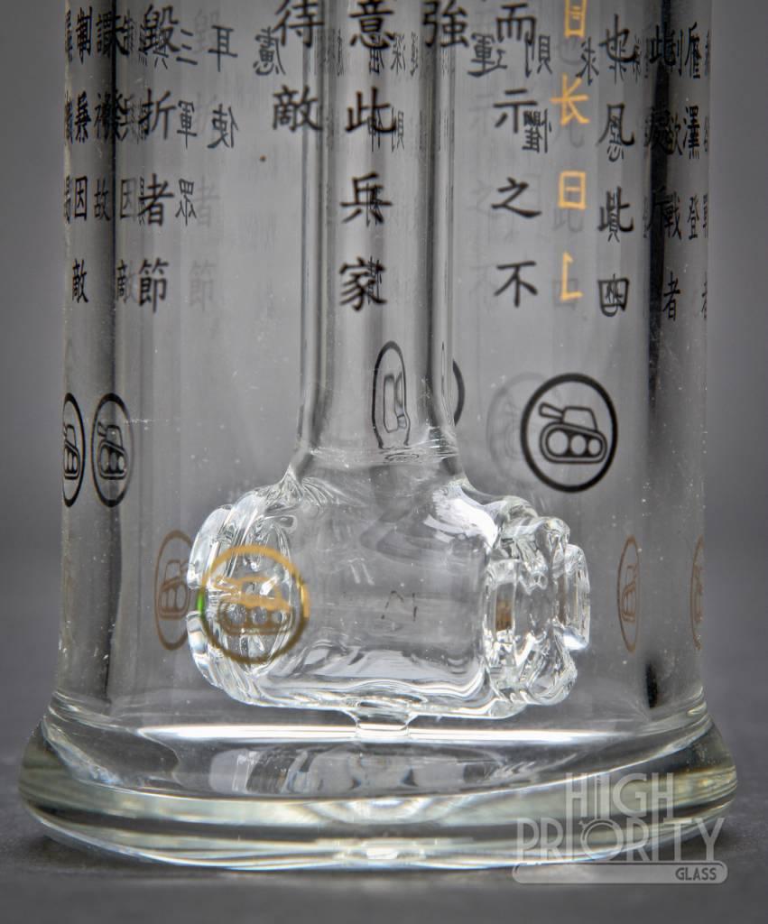 Hitman Hitman Glass & Sokol Sidecar Bubbler