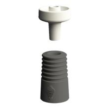 Hive Ceramics Hive 2-Piece Domeless 10mm Dish