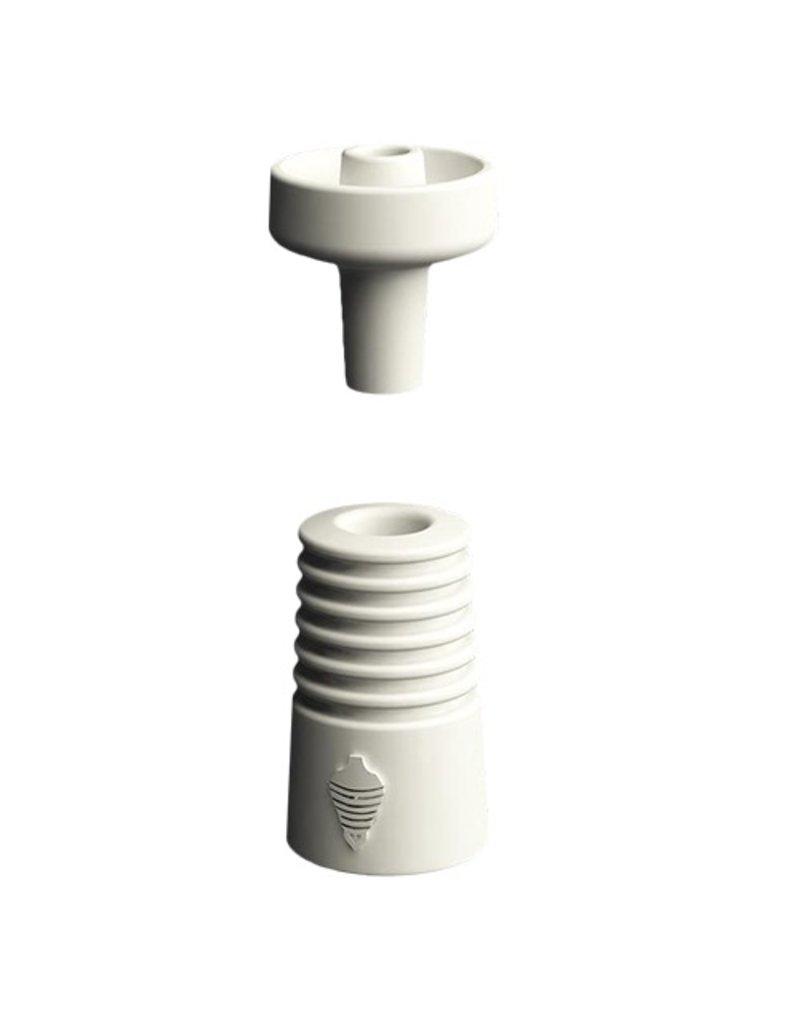 Hive Ceramics Hive Ceramics 2-Piece Domeless 14mm-18mm