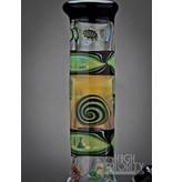 Jah Glass Jah Glass Chaos Mini Tube