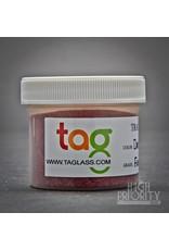 Trautman Art Glass TAG Frit Dark Red Elvis 2oz Fine