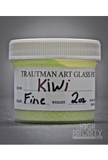 Trautman Art Glass TAG Frit Kiwi 2oz Fine