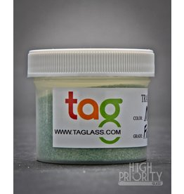 Trautman Art Glass TAG Frit Mighty Moss 2oz Fine