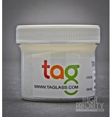 Trautman Art Glass TAG Frit Whiteout 2oz Medium
