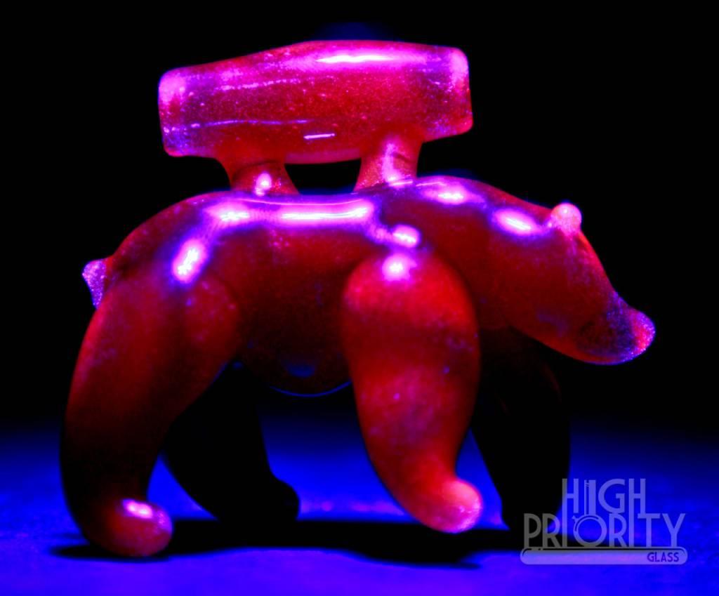 White Monkey White Monkey Citrus Explosion UV California Grizzly Pendant