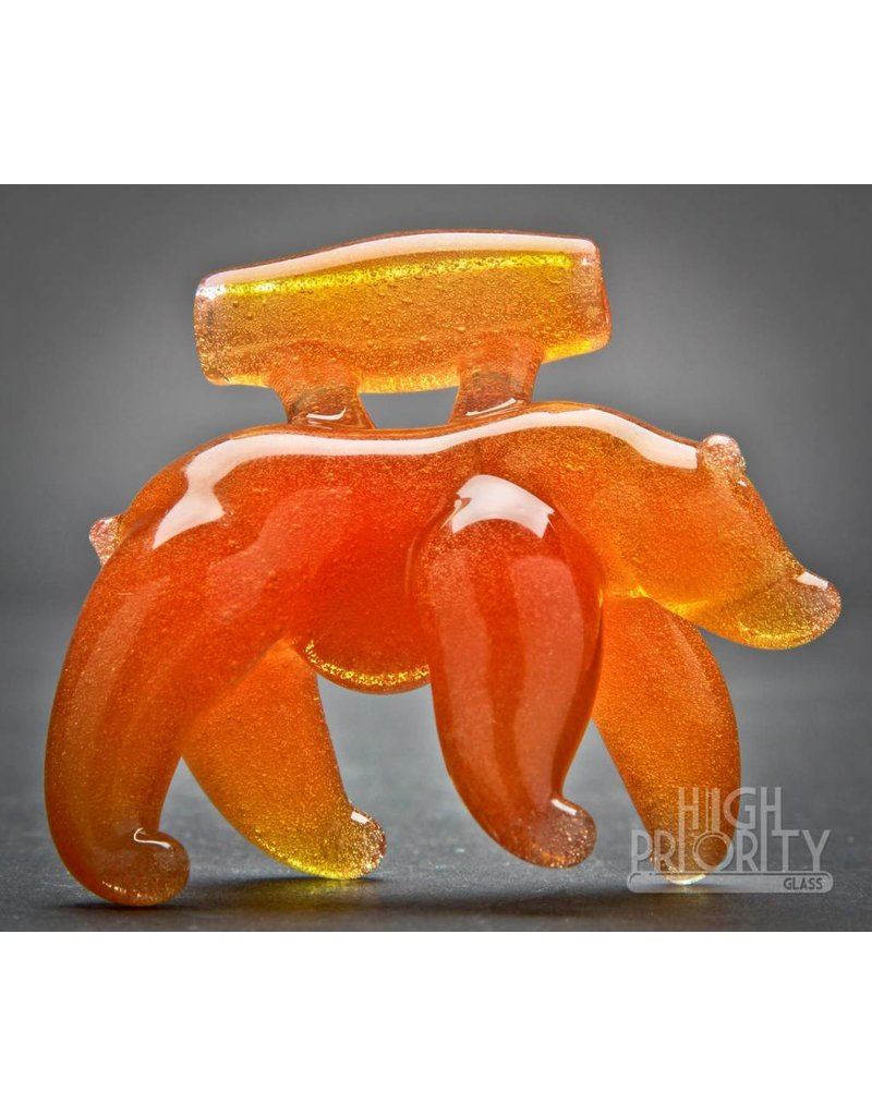 White Monkey White Monkey Citrus Explosion UV California Grizzly Pendant
