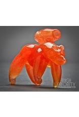 White Monkey White Monkey Tangerine Explosion UV California Grizzly Pendant