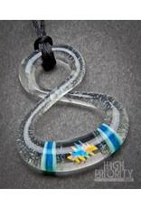 Natey B. Natey B. Lucy Blu-V UV Infinity Pendant