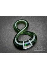 Natey B. Natey B. Green Stardust Infinity Pendant