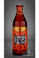 Nerv Glass Nerv Glass Duff Beer Bottle