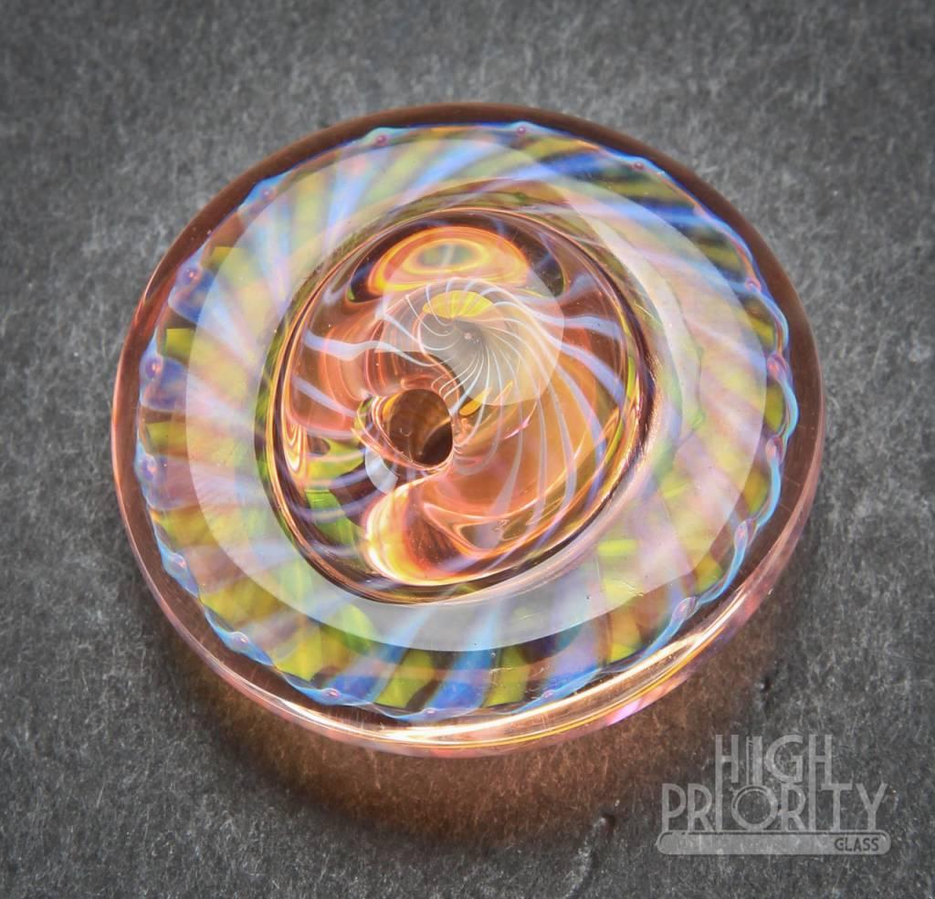 Jah Glass Jah Glass Fumicello Carb Cap #4