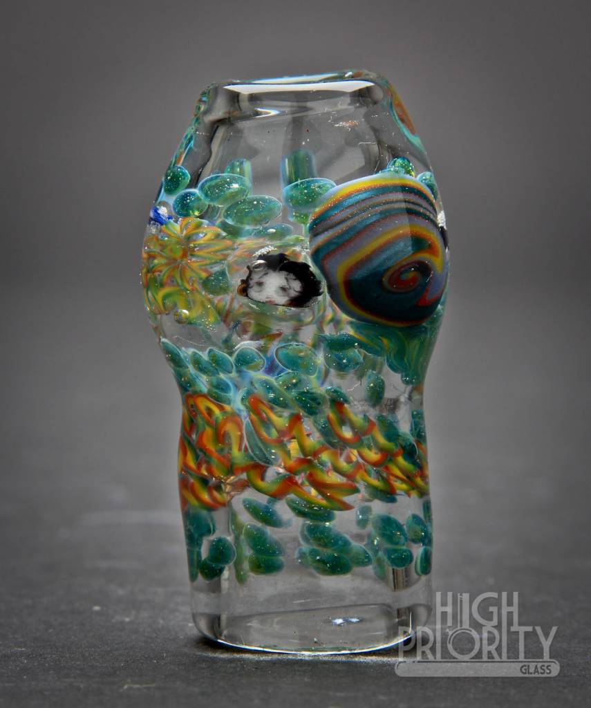 No Name Glass No Name Chaos Mini Tube #2