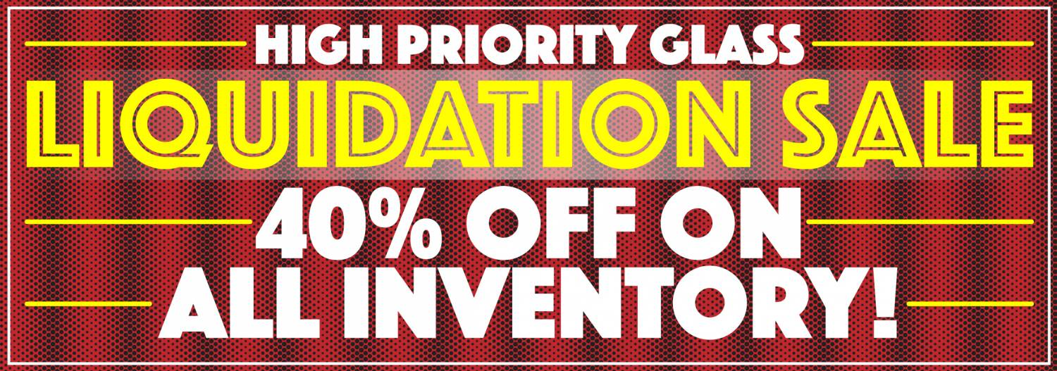 40% OFF: LIQUIDATION SALE