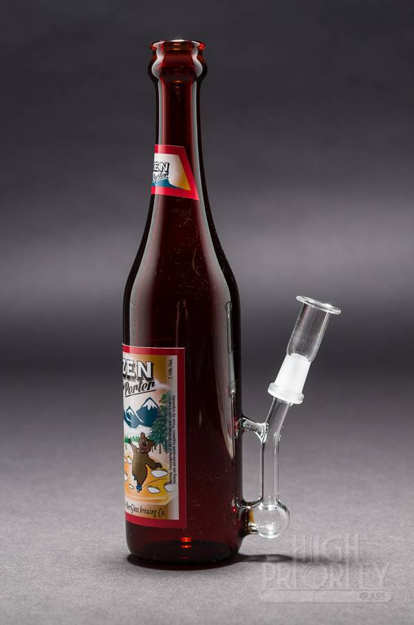 "Beer Glass Beer Glass ""Frozen Sap Porter"" Bottle Tube #41/99"