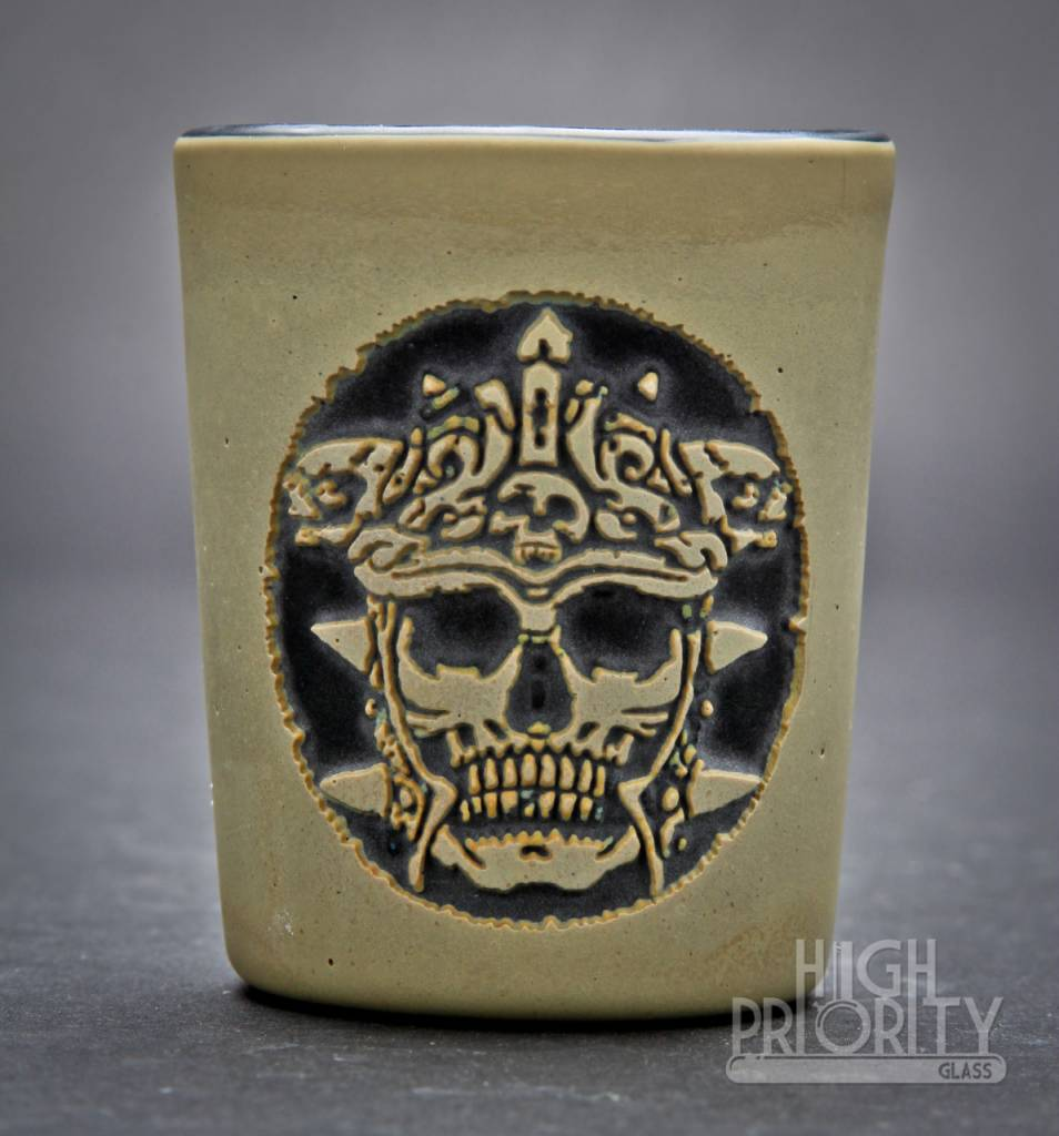 D Wreck D Wreck & Hoobs Shot Glass