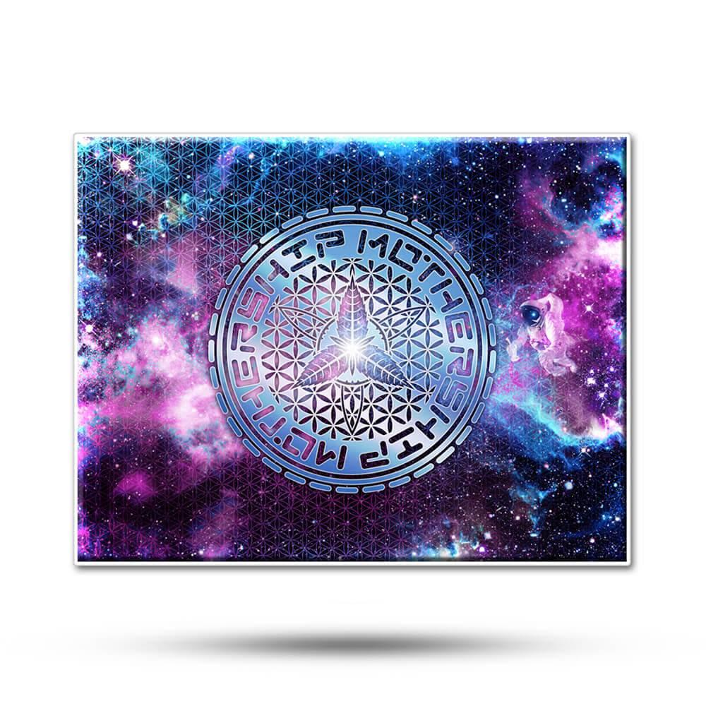 Mothership Mothership Oil Slick Pad Nebula