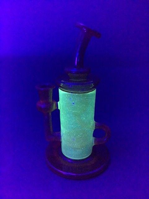 Toph Glass Toph Glass UV Mini Klein Recycler