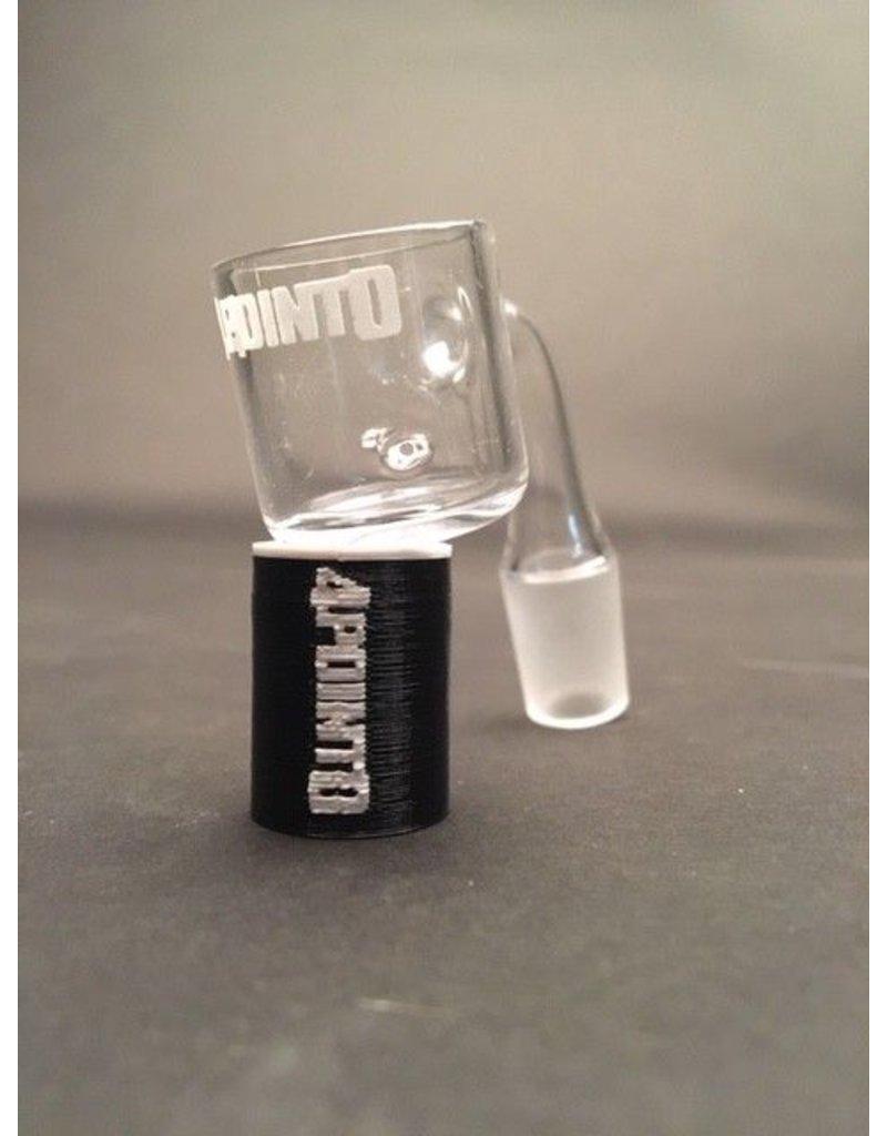 4.0 Glass 4.0 Glass Tourbillon Quartz 14mm Male 90