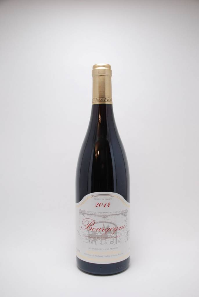 Bourgogne Rouge, Jean Michel & Laurent Pillot 2014