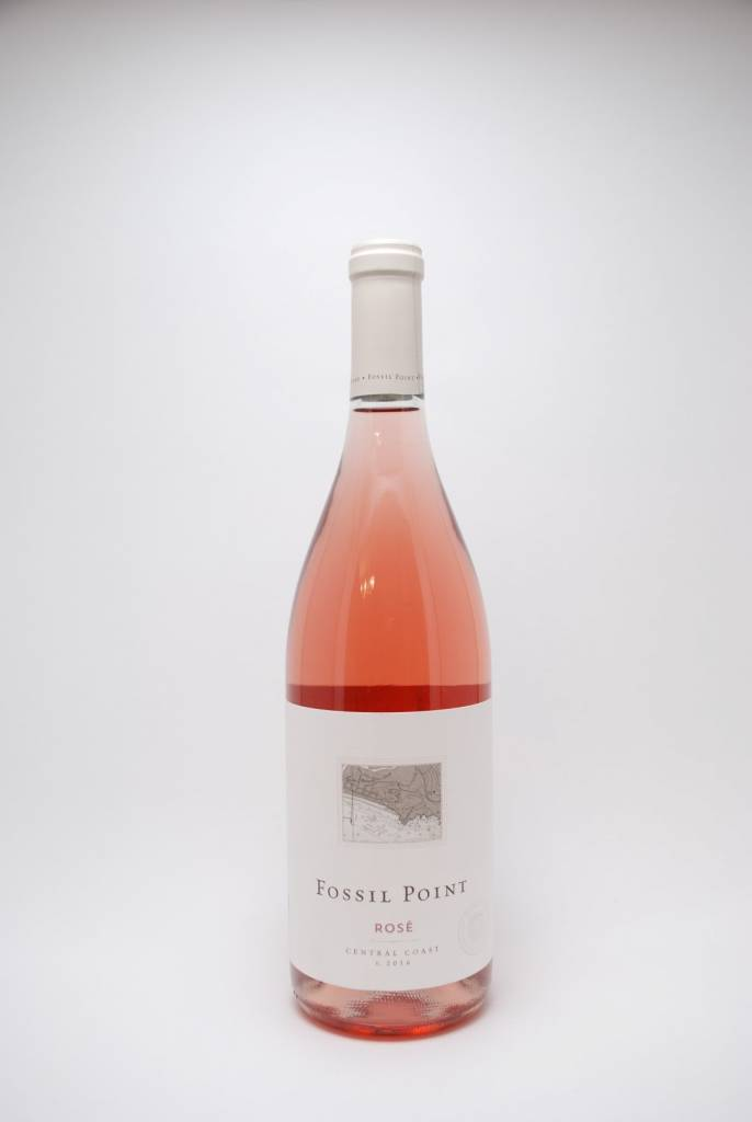Center of Effort, Fossil Point Rosé 2017