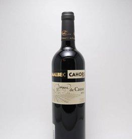Domaine de Cause Cahors Malbec 2012